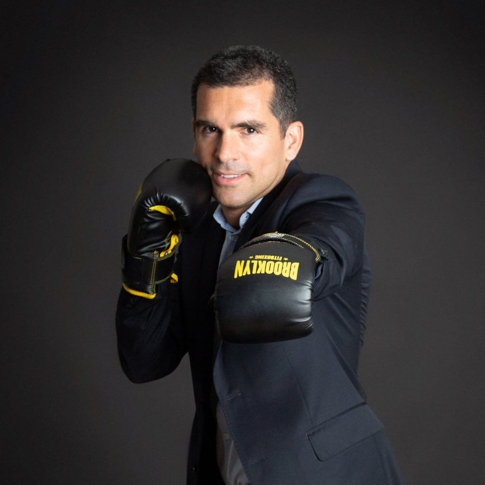 Pablo Nebrera - Cofounder Brooklyn Fitboxing