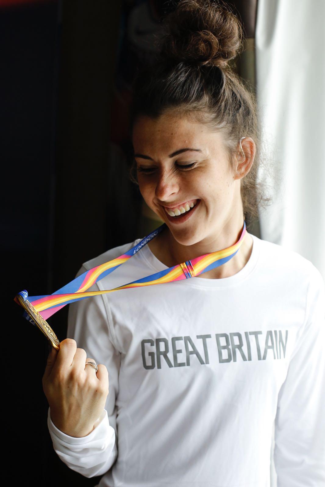 Livvy Breen Gold Medal