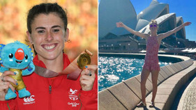 Olivia Breen on becoming Commonwealth long jump champion on Gold Coast