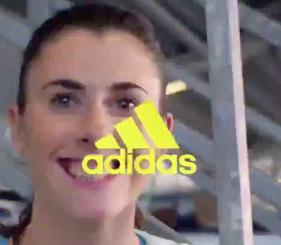 Created with Adidas