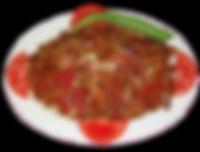 M13 Reis mit Dönerfleisch