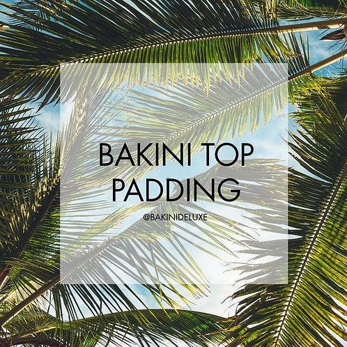 Bakini Top Padding