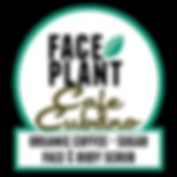Face Plant cafe cubano: organic coffee-sugar face & body scrub