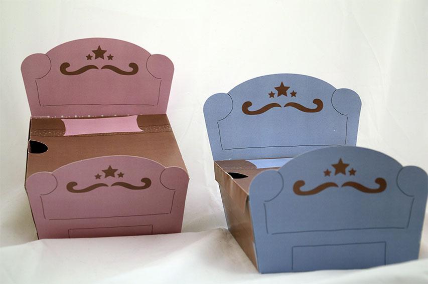 קופסאות מיטה