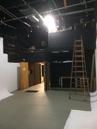 Amplo Estúdio - 6 m largura x   10m comprimento