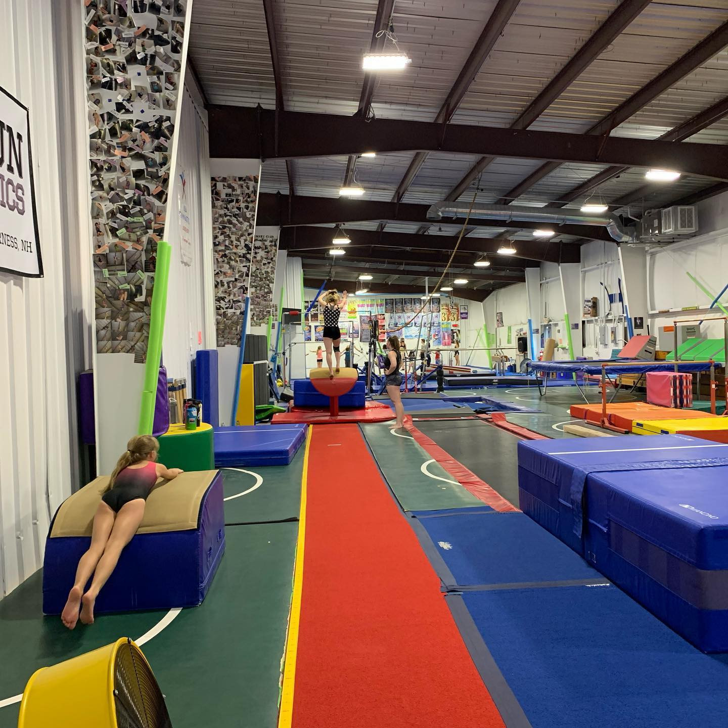 College/ Adult Open Gym
