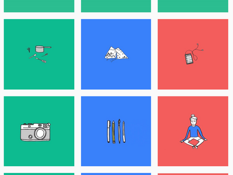 Icons for The Teen Do Lectures