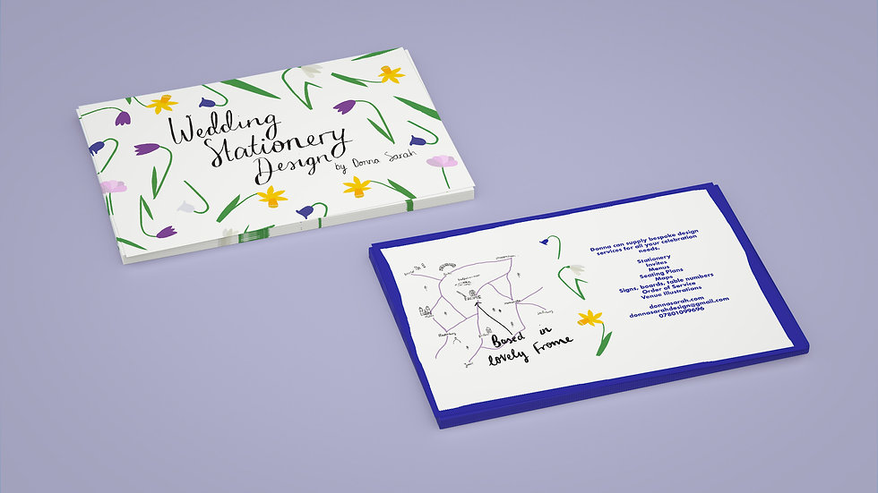 *Personalised* Invitation/Wedding stationery designs