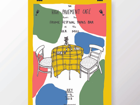 The High Pavement Event Poster