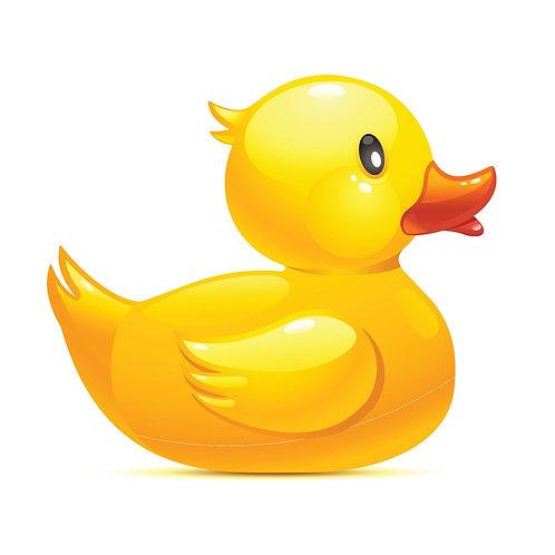 Rubber Ducky by znuni.studio