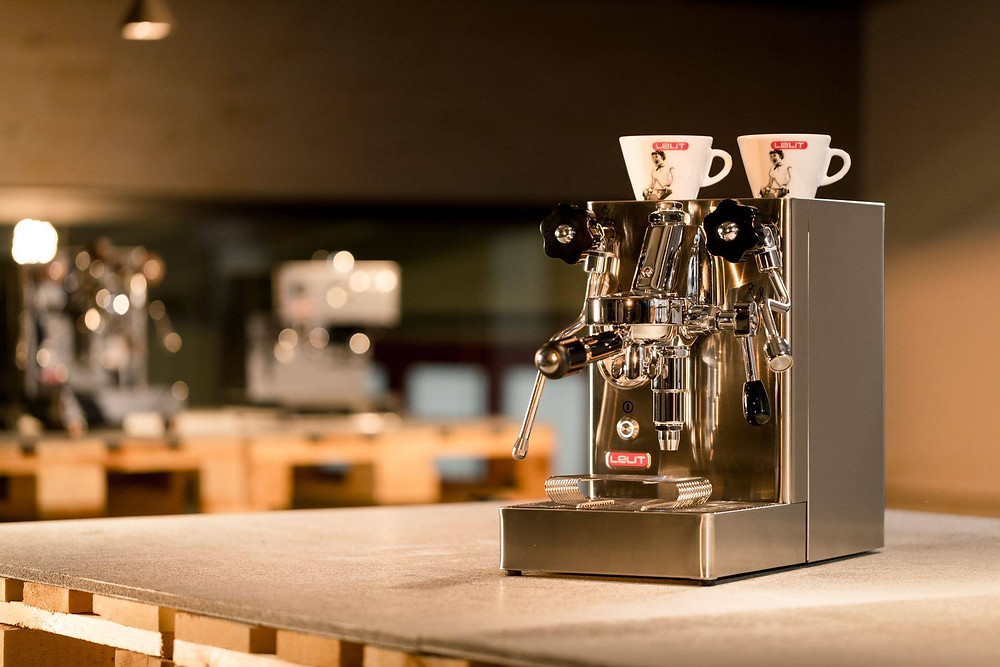 Our favourite coffe machine in the world