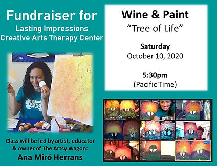 Lasting Impressions Fundraiser FLYER FIN