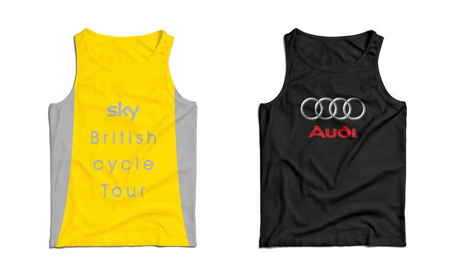 Custom Sports Vests