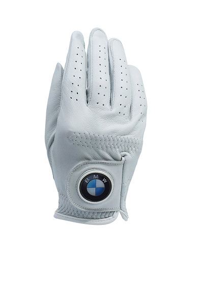 Pearl Cabretta Leather Glove with 30 mm Ball Marker
