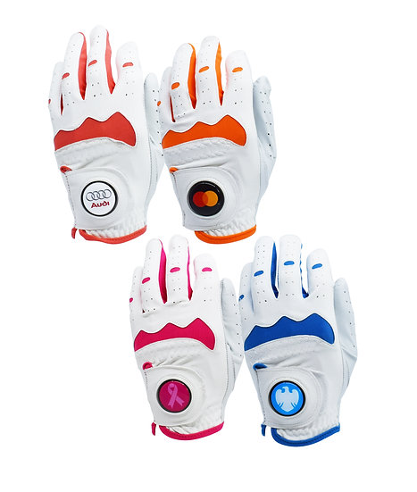 Hybrid Glove with 30 mm Ball Marker