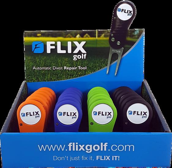 Flix Pop Up Display
