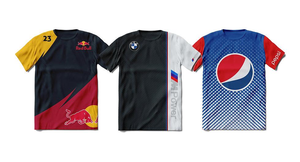 Custom Sports T-Shirt