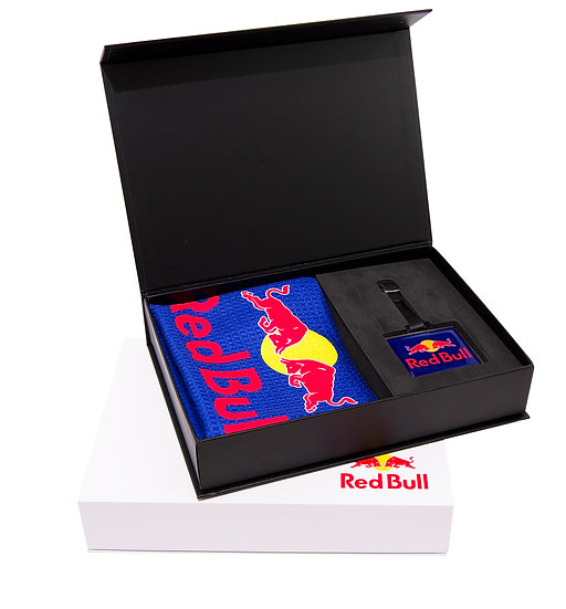 Metal Bag Tag Presentation Box