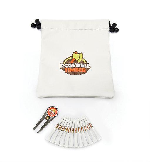 Leatherette Gift Bag 4