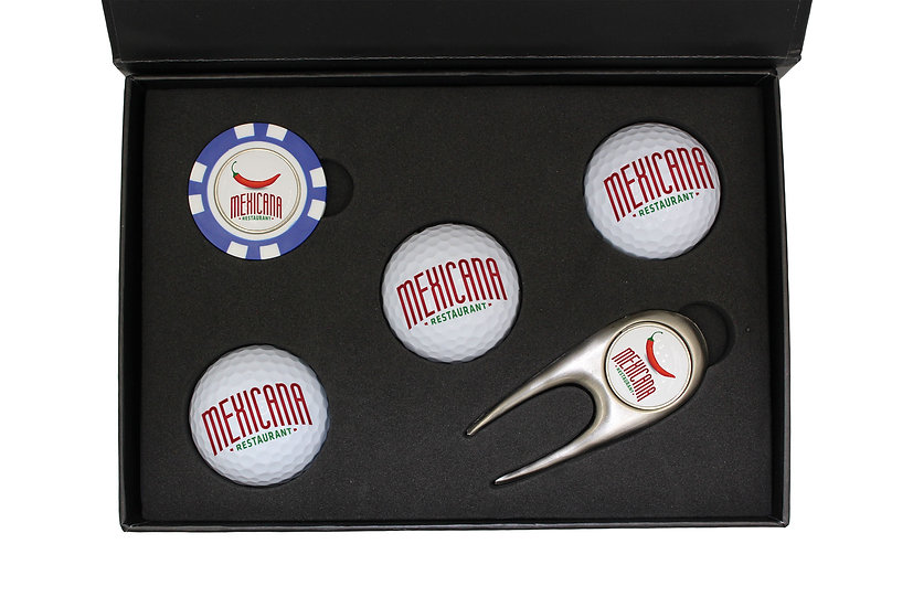 Scotsman's Premium Gift Box with Removable Marker Poker Chip