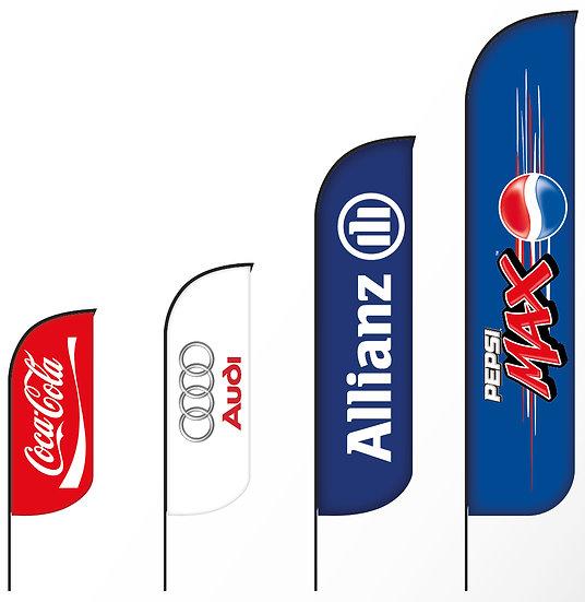 Batfan S - Advertising Flag