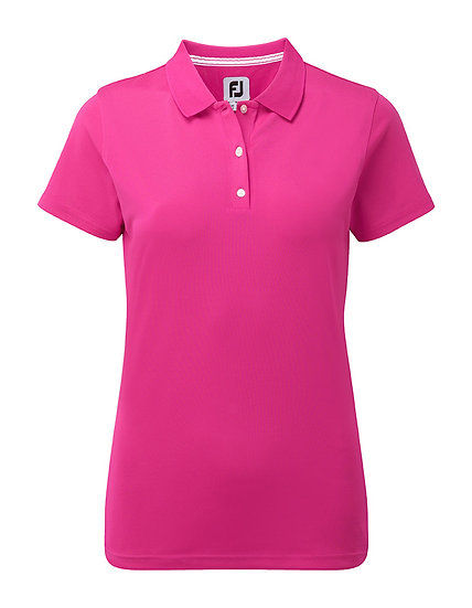 Footjoy (FJ) Women' Short Sleeve Pique Shirt