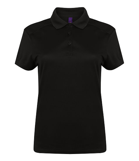 Henbury Women's Microfine Pique Polo