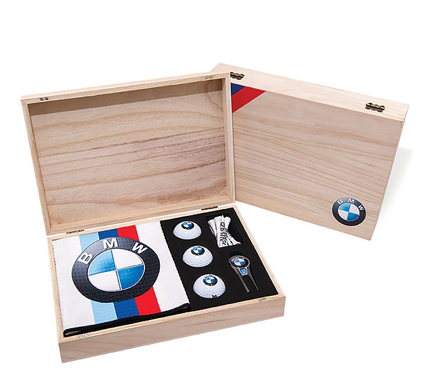 Geo Wooden Presentation Box