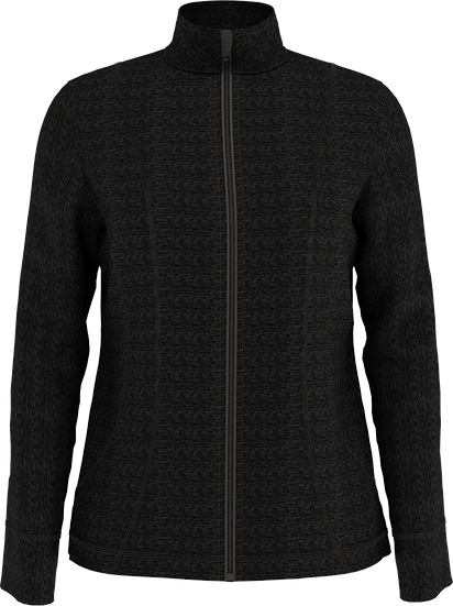Callaway Women's Heather Waffle Fleece Jacket