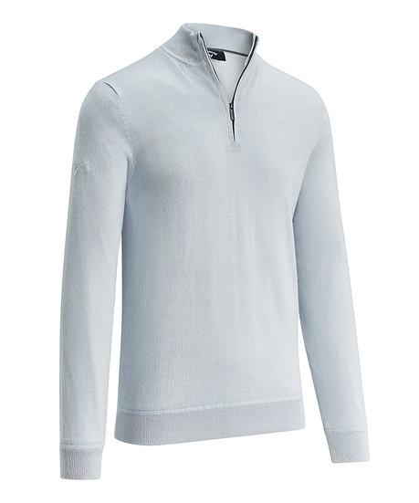 Callaway Gent's Windstopper Quarter Zip Sweater