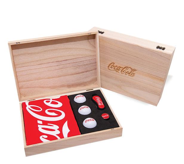 Flix DS Wooden Presentation Box
