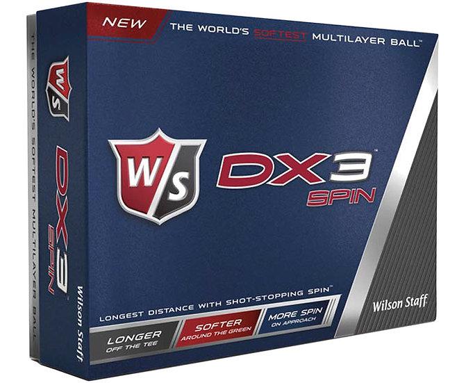Wilson DX3 Spin