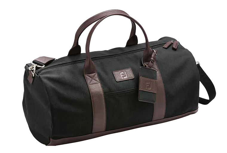 Footjoy Canvas Duffle Bag