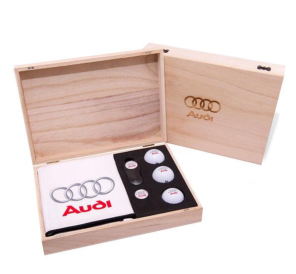 Flix Pro Wooden Presentation Box