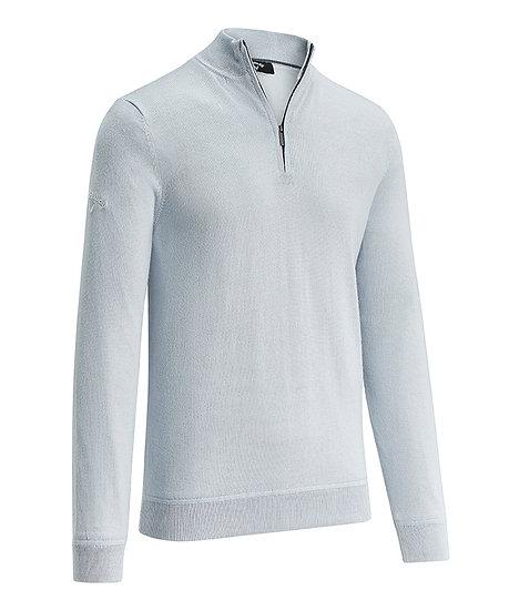 Callaway Gent's Windstopper Quarter Zipped Sweater