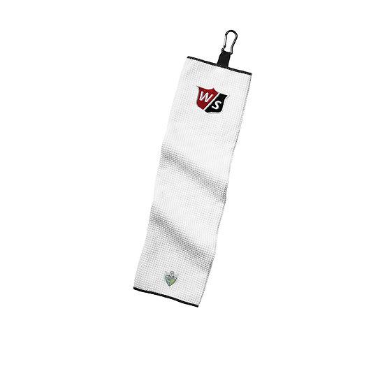 Wilson Staff Microfibre Tri Fold Towel