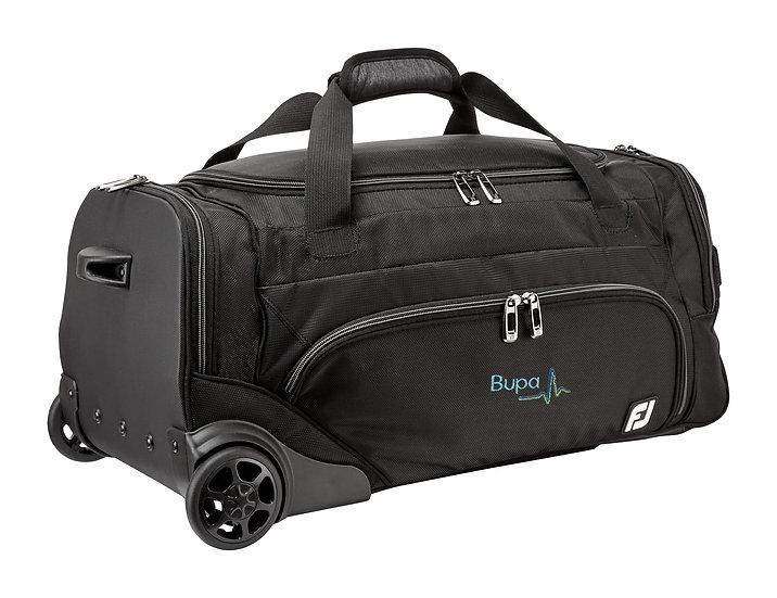 FJ Wheeled Duffle Bag