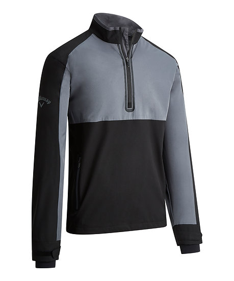 Callaway Gent's Block Quarter Zip Wind Jacket