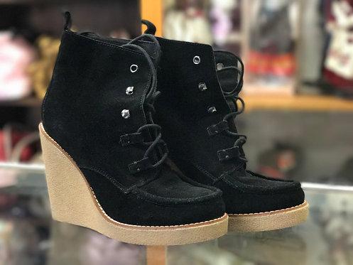 Gap Wedge Boots Sz 8.5
