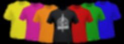 Missin Peak T-shirts