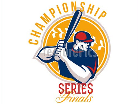 Finals baseball - come and watch