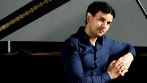 Pianist Vijay Venkatesh to rekindle Grand Piano Series Beethoven project