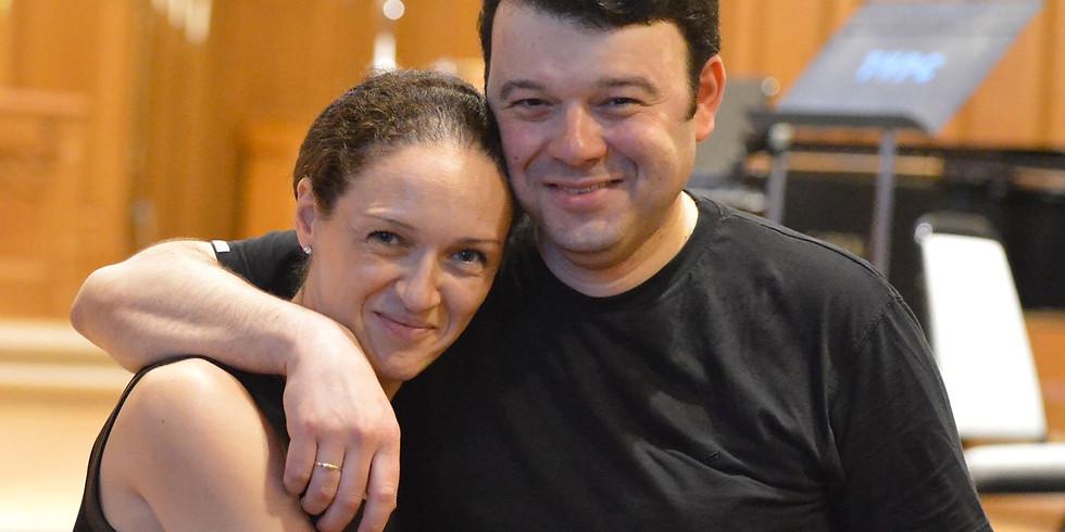 Vadim Gluzman & Angela Yoffe