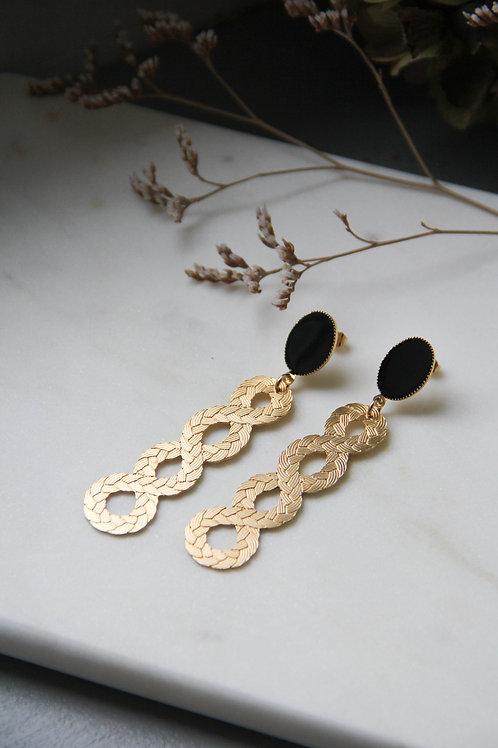 Boucles d'oreilles Galia