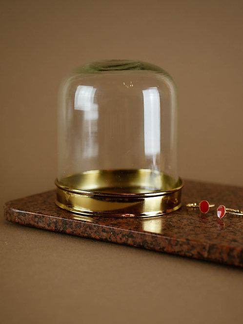 Petite Cloche en verre