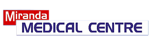 Miranda Medical Centre Logo