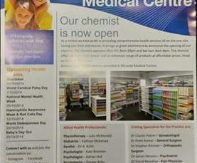 MMC Newsletter - October 2014