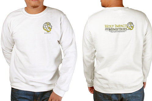 Heavyweight Crewneck Sweatshirt - HIM 1