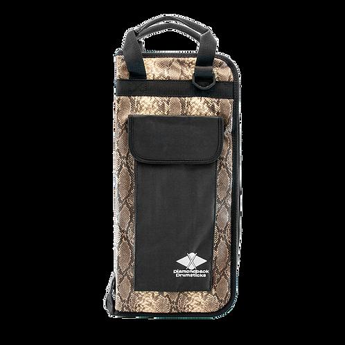 Diamondback Snake Skin Pattern - Drumstick Bag