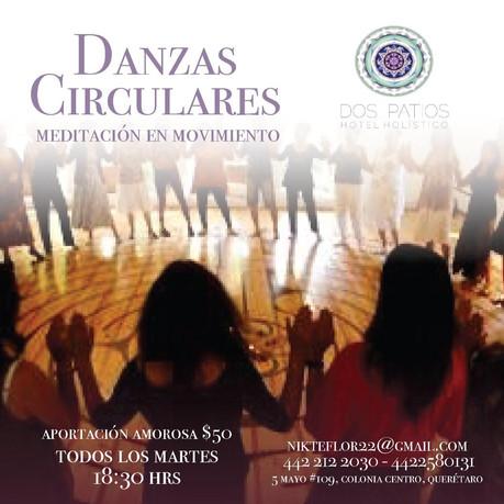 Danzas circulares